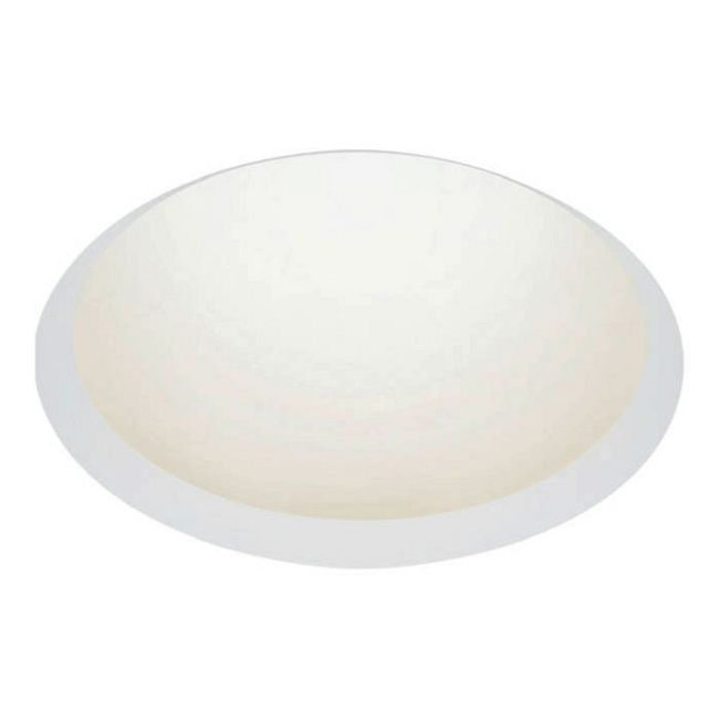 Reflections 12 Inch Skye Flangeless Indirect Downlight Trim by Element by Tech Lighting | EDIT12RL9271W