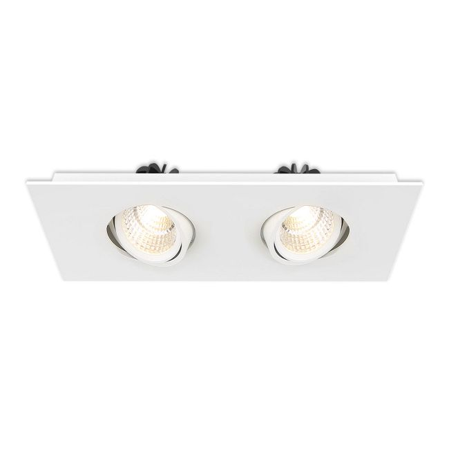 Adjustable LED Multiples Trim with Remodel Housing  by Eurofase