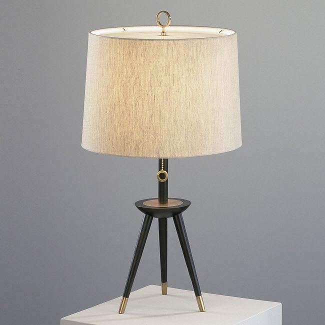 Ventana Tripod Table Lamp by Jonathan Adler | RA-670