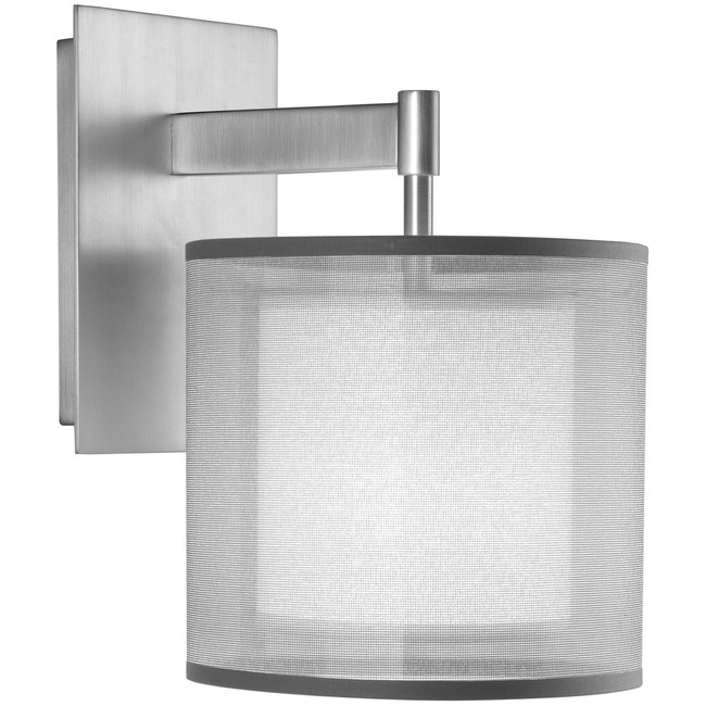 Saturnia Plug-in / Hardwired Wall Sconce  by Robert Abbey
