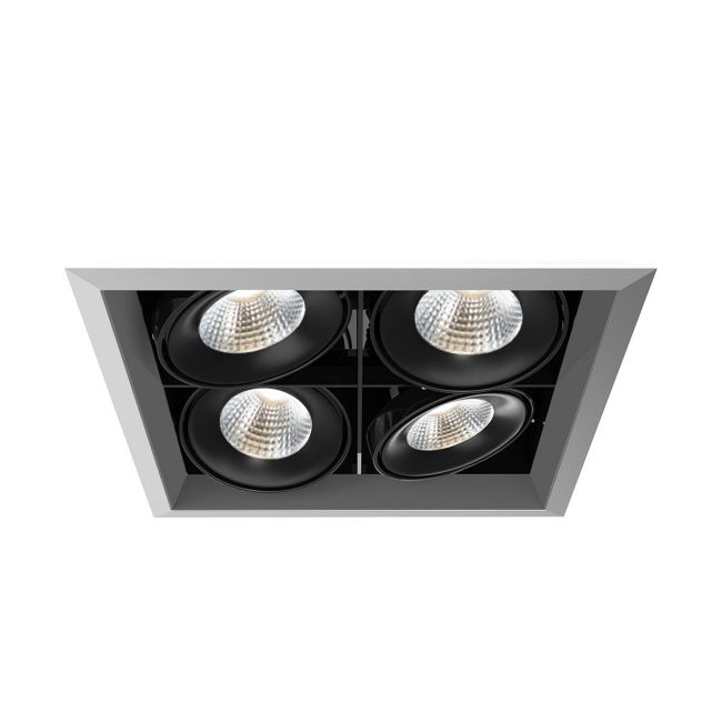 PAR30 LED 2X2 Trim with Remodel Housing  by Eurofase