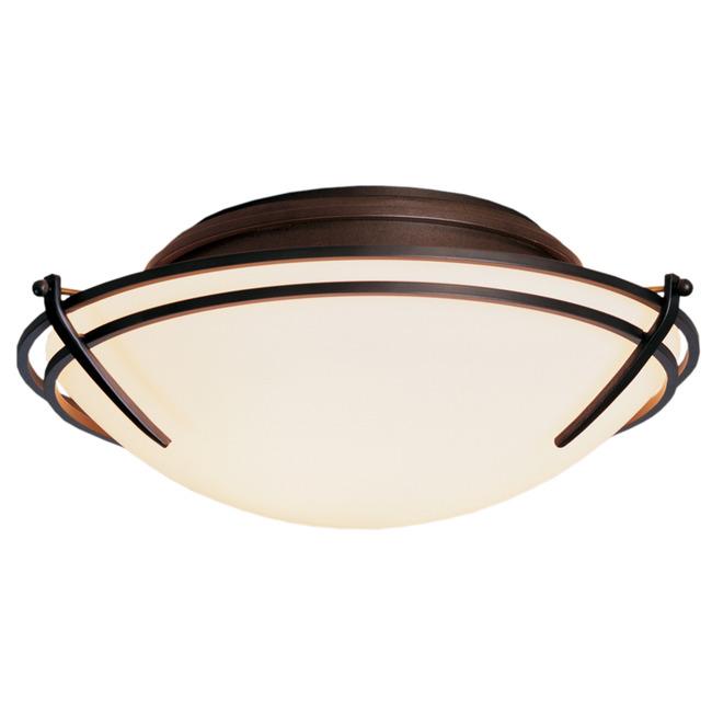 Presidio Tryne Ceiling Light Fixture  by Hubbardton Forge