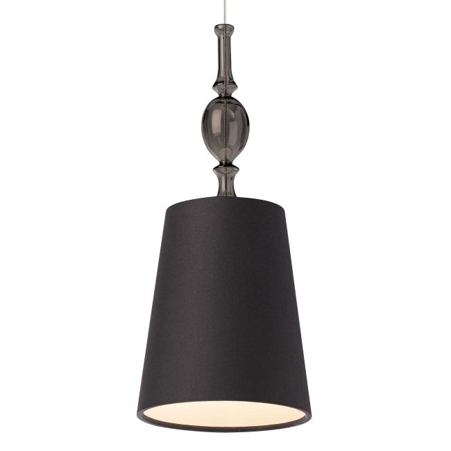 Kiev Freejack Pendant by Tech Lighting | 700FJKIEBKC
