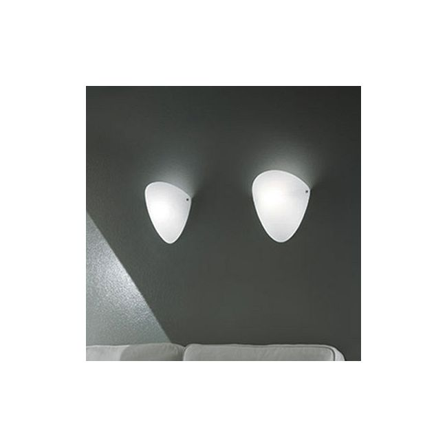 Ovalina Wall Sconce by Vistosi | APOVALIBCUL