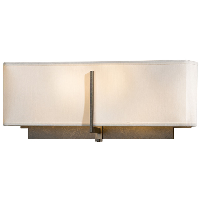 Exos Square Wall Sconce  by Hubbardton Forge