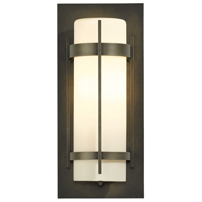 Banded  Outdoor Wall Sconce  by Hubbardton Forge