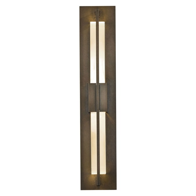 Double Axis Coastal Outdoor Wall Light  by Hubbardton Forge
