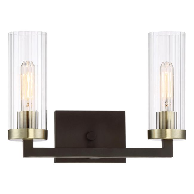 Ainsley Court Bathroom Vanity Light  by Minka Lavery