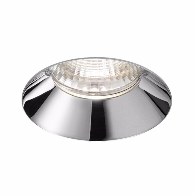 Ardito 2.5IN RD Flangeless Downlight Trim  by Contrast Lighting