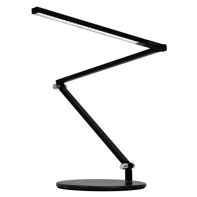 Z-Bar Mini LED Desk Lamp by Koncept Lighting | AR3100-CD-MBK-DSK