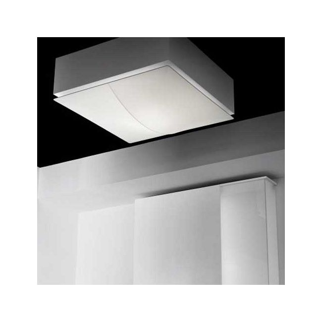 Nelly Straight Wall or Ceiling Mount  by Axo Light