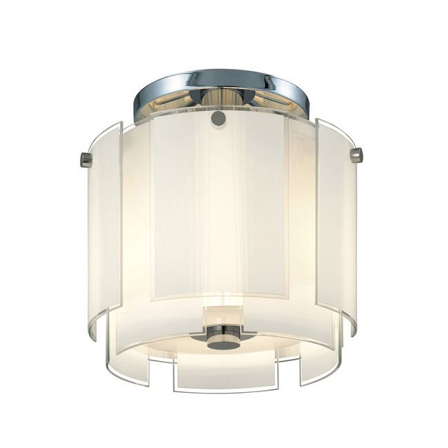 Velo Semi Flush Mount by SONNEMAN - A Way of Light | 3187.01