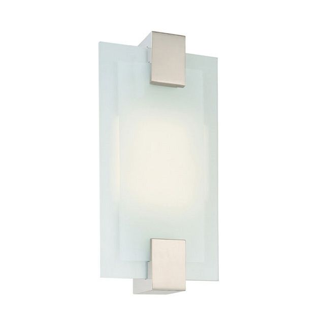 Dakota Rectangle Wall Sconce by SONNEMAN - A Way of Light | 3681.13