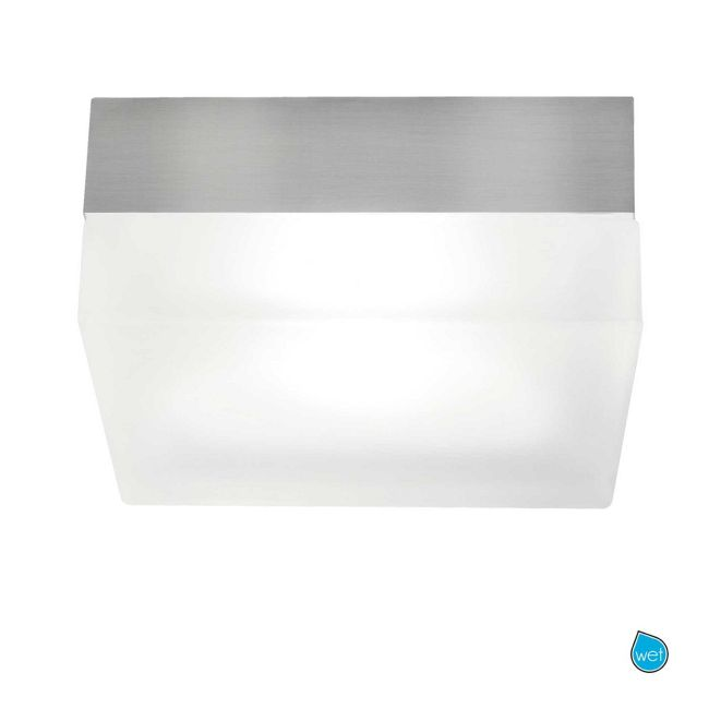 90 Square Wall/Ceiling Flush Mount  by Tech Lighting