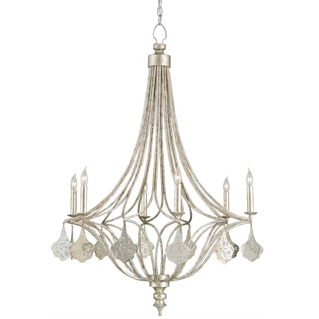 Lavinia Chandelier  by Currey and Company