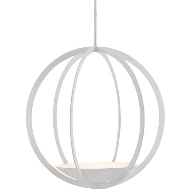 Moondance Orb Chandelier  by Currey and Company