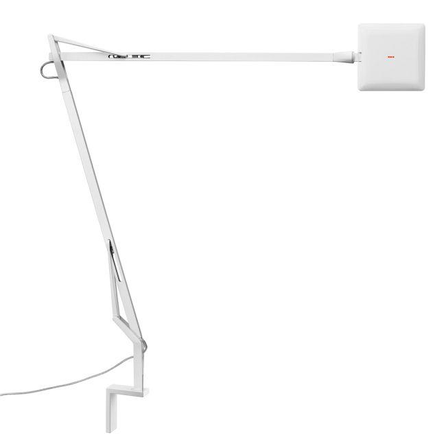 Kelvin Edge Wall-Mounted Desk Lamp  by Flos Lighting