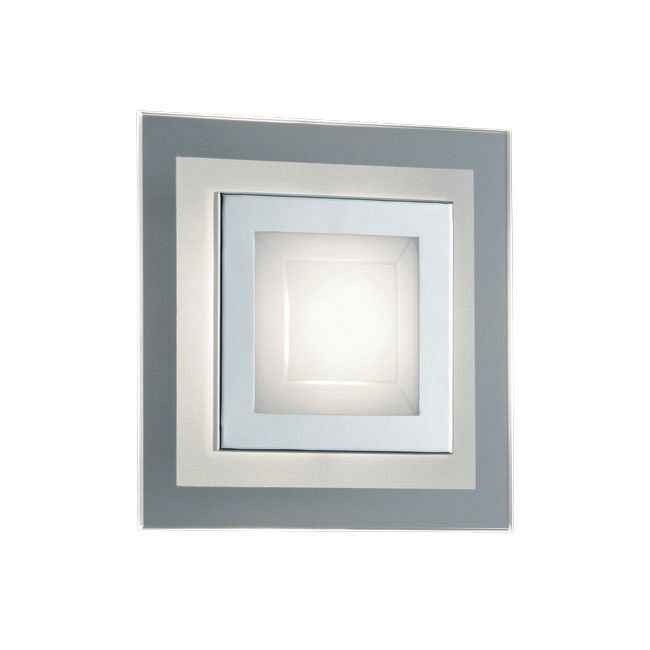 Pyramid Wall / Ceiling Light  by Arnsberg