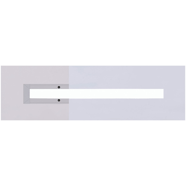 TruLine 1.6A 10W 24VDC Warm Dim Plaster-In LED System  by PureEdge Lighting