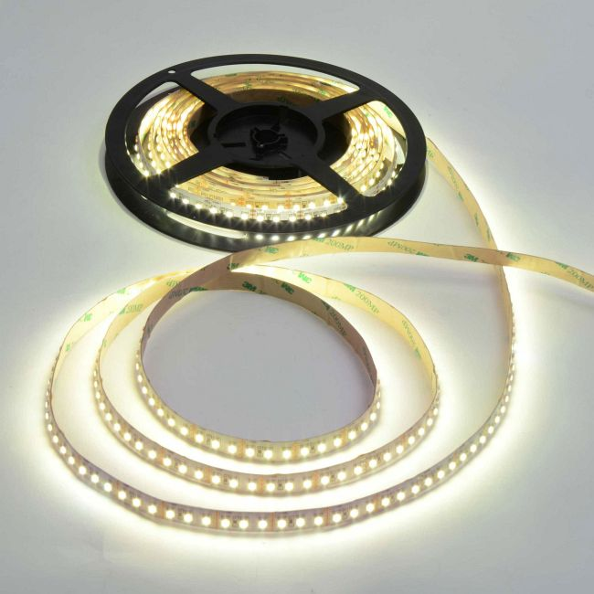 SS7C Commercial 7.3W 24V High Output Static White Soft Strip  by PureEdge Lighting