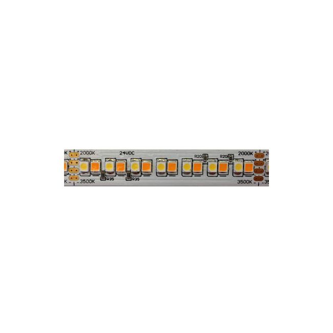 SS10 Commercial 9.6W 24V Tunable White Soft Strip  by PureEdge Lighting