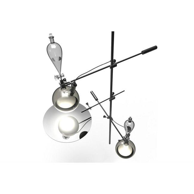 Fluid Edition Chandelier by Wonderglass | WG-FLUID-EDITION