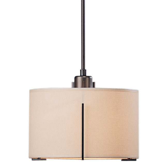 Exos Round Single Shade Pendant by Hubbardton Forge | 139590-1042