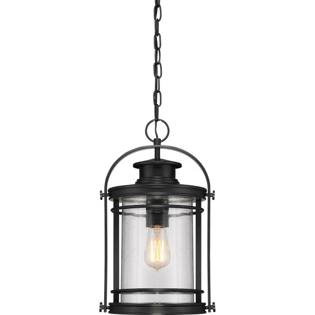 Booker Outdoor Pendant  by Quoizel