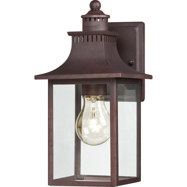 Chancellor 8406 Outdoor Wall Light  by Quoizel