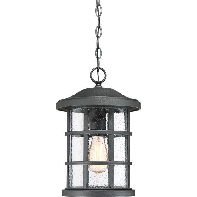 Crusade Outdoor Pendant  by Quoizel
