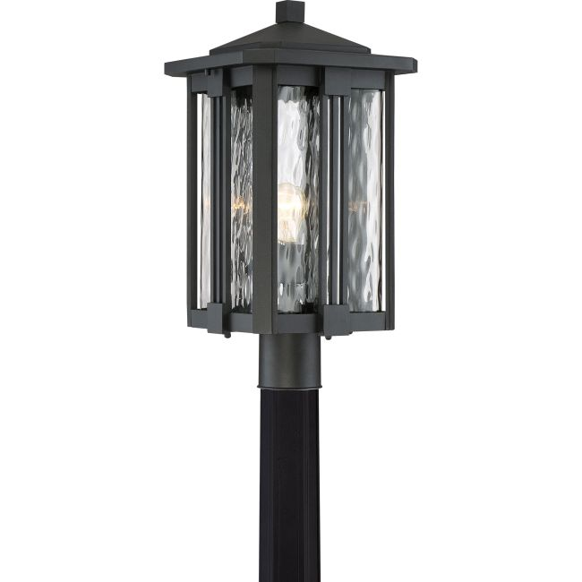 Everglade Outdoor Post Light  by Quoizel