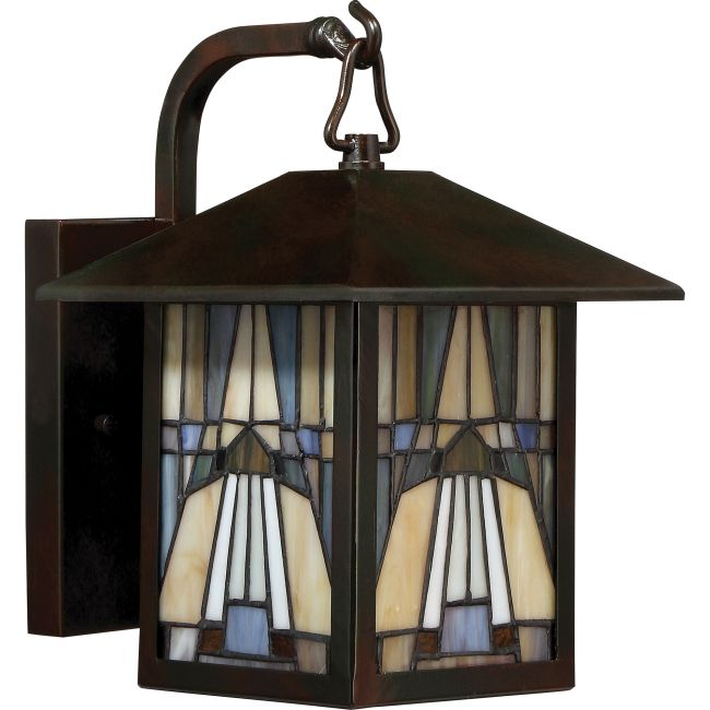 Inglenook Outdoor Wall Light  by Quoizel
