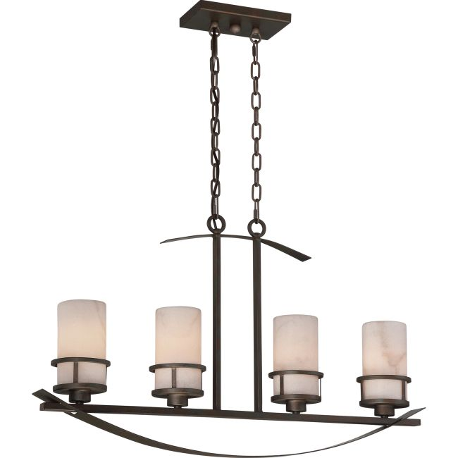 Kyle Island Chandelier by Quoizel  by Quoizel
