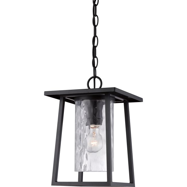Lodge Outdoor Pendant  by Quoizel