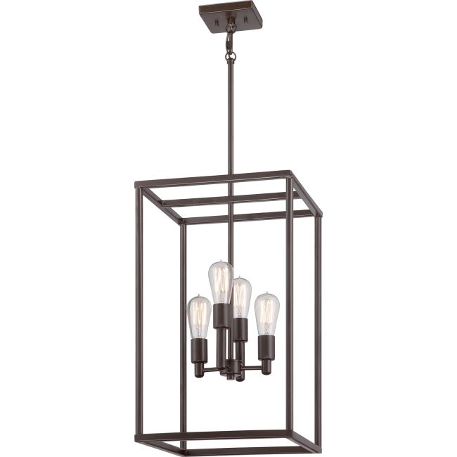 New Harbor Chandelier  by Quoizel