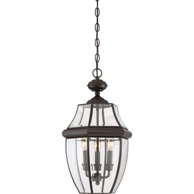 Newbury Outdoor Pendant  by Quoizel