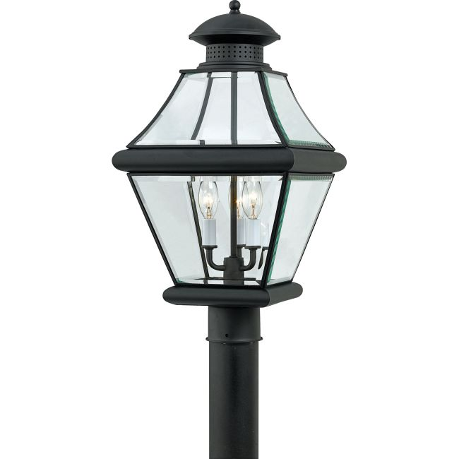 Rutledge Outdoor Post Light by Quoizel  by Quoizel