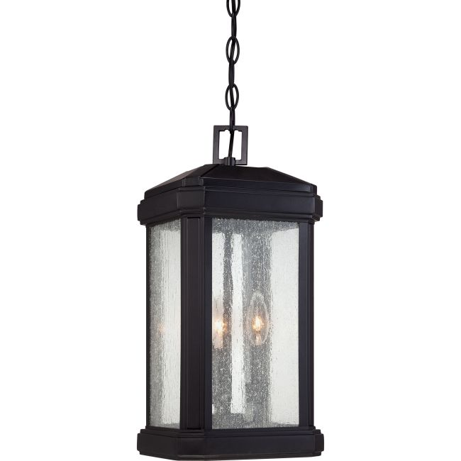 Trumbull Outdoor Pendant  by Quoizel