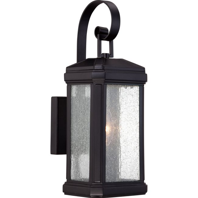 Trumbull Outdoor Wall Light  by Quoizel