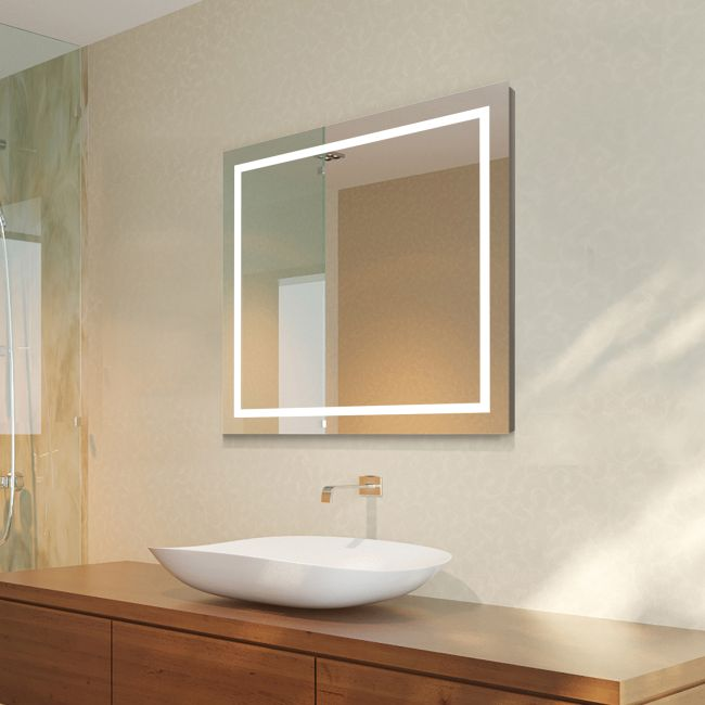 Unity Lighted Mirror  by Cordova Mirrors