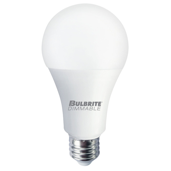 A19 Med Base 9W 120V 4000K 90CRI  by Bulbrite