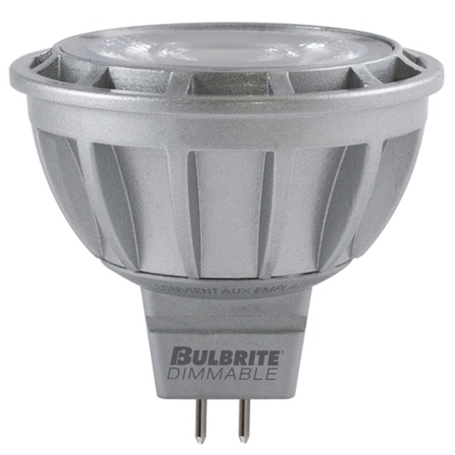 MR16 GU5.3 Base 9W 12V 35Deg 2700K 90CRI  by Bulbrite