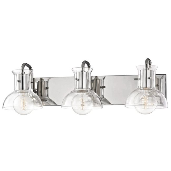 Riley Bathroom Vanity Light  by Mitzi