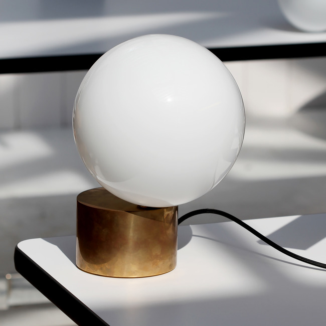 Tip of the Tongue Table Lamp  by Michael Anastassiades