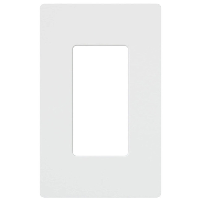Claro 1-Gang Wall Plate  by Lutron