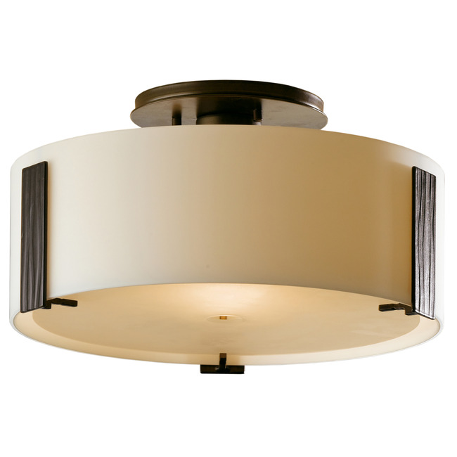 Impressions Semi Flush Ceiling Light  by Hubbardton Forge