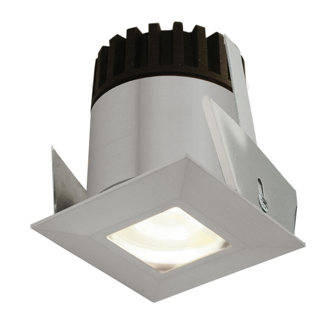 Sun3C Square 16 Deg LED Ceiling Recessed by PureEdge Lighting | sun3c-hdl1-sq-ww-sa