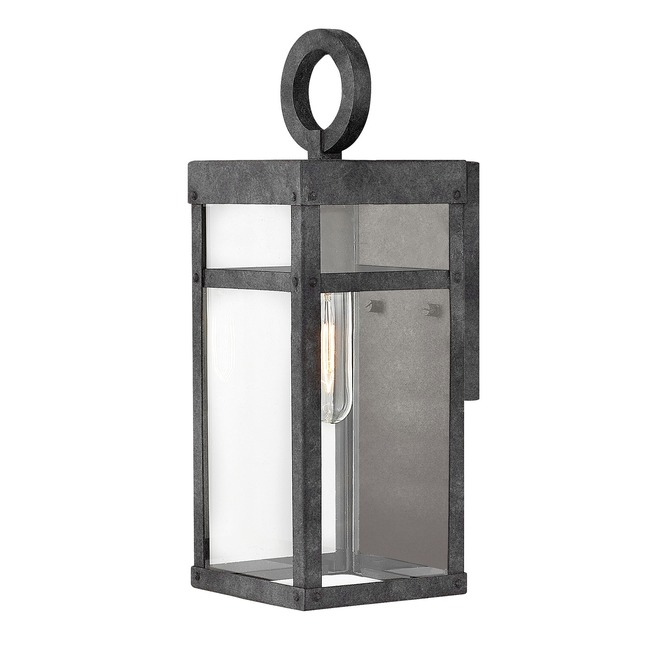Porter 120V Outdoor Wall Light  by Hinkley Lighting