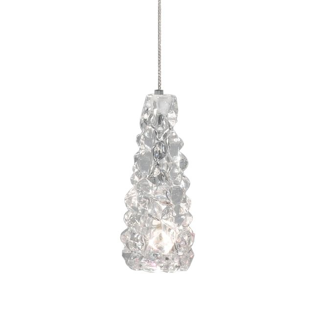 FJ Ice Pendant 12V by PureEdge Lighting | FJ-ICE-12-SN