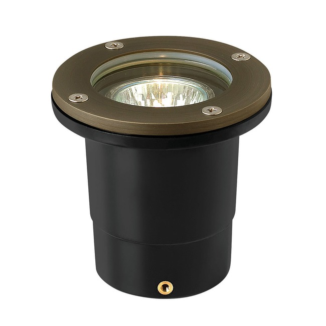 Hardy Island 12V Flat Top Well Light  by Hinkley Lighting